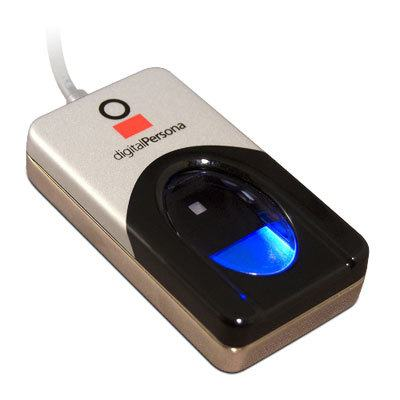 HID DigitalPersona 4500 optical USB fingerprint reader