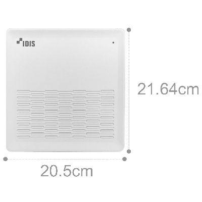 IDIS DR-1304P 3.5'' HDD 4ch DirectIP NVR