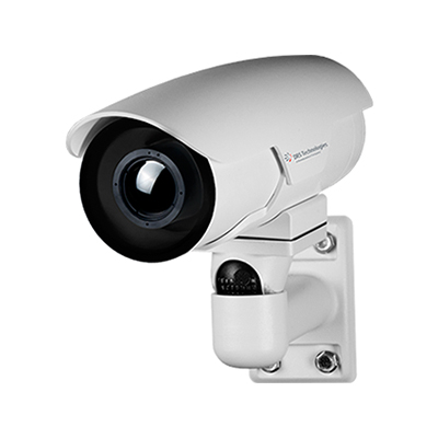 DRS 3909-P 9 fps thermal IP camera with 35mm focal length