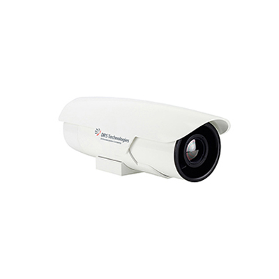 DRS 6337-N 30 fps thermal IP camera with 16.7mm focal length