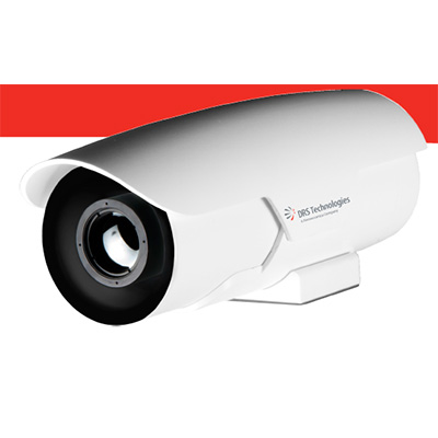 DRS 6390-P IP thermal surveillance system