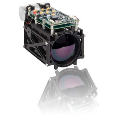 DRS Zafiro 640 thermal imaging camera