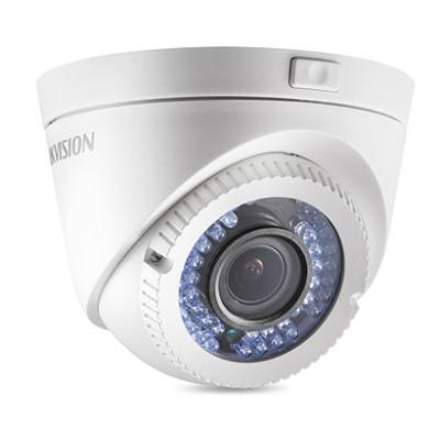 Hikvision DS-2CE56C2T-VFIR3 HD720P Vari-focal IR Turret Camera