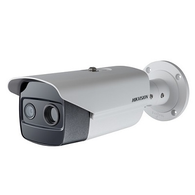 Hikvision DS-2TD2636-10 Thermal & Optical Network Bullet Camera