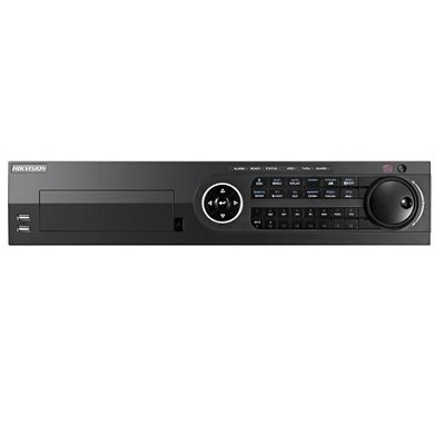 Hikvision DS-8100HQHI-F8/N 4 Channel Turbo HD DVR