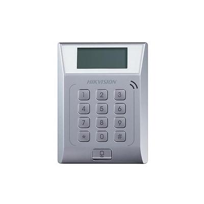 Hikvision DS-K1T802M access control terminal