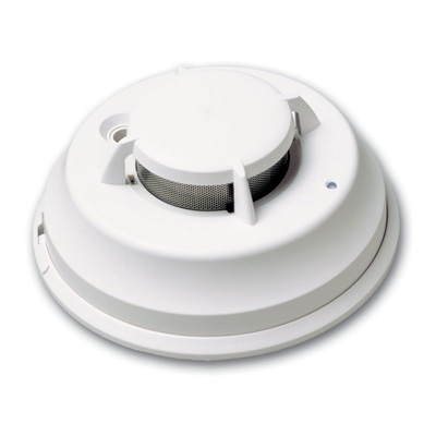 DSC FSA-210 wired photoelectric smoke detector