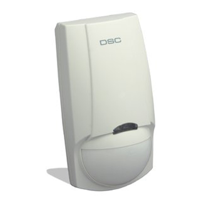 DSC LC-104-PIMW PIR and microwave detector with anti-masking and pet immunity