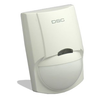DSC LC-120-PI digital PIR detector with pet immunity