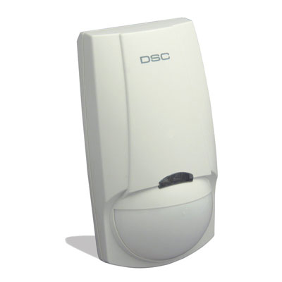 DSC LC-124-PIMW PIR detector with pet immunity
