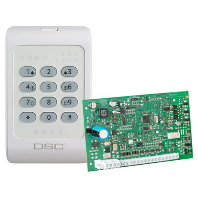Dsc Pc1404 Intruder Alarm System Control Panel Specifications
