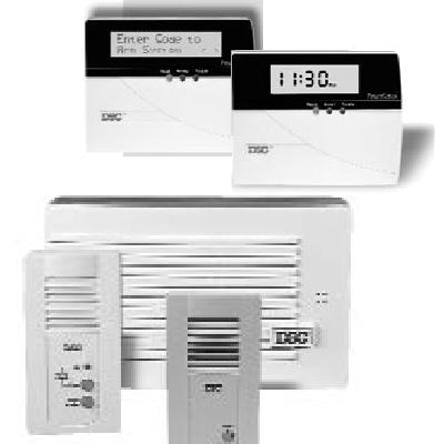 DSC PC5508Z Electronic keypad Specifications   DSC