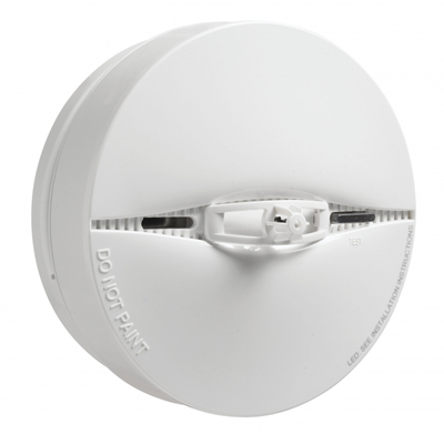 DSC PG9916 smoke detector with built-in heat sensor