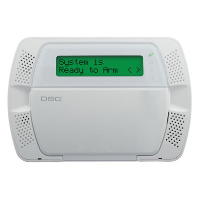 DSC SCW9047self-contained wireless alarm system