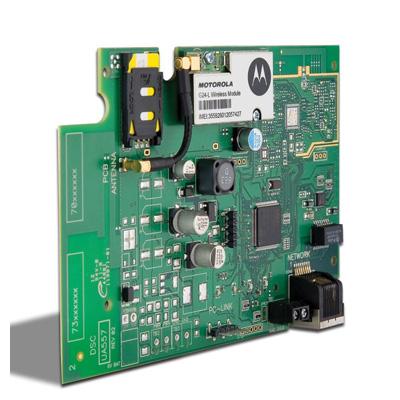 DSC TL265GS internet and GPRS dual-path alarm communicator