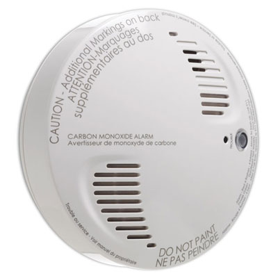 DSC WS4913 wireless carbon monoxide detector