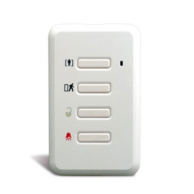 DSC WS4979 4-button wireless wall plate