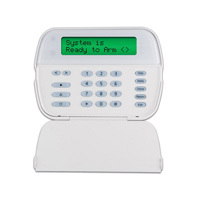 DSC WT5500 Intruder alarm system control panel Specifications | DSC