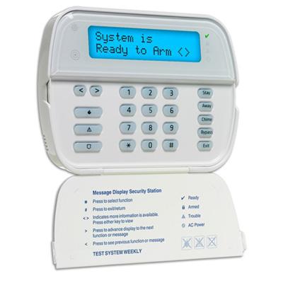 DSC WT5500B 2-way wireless wire-free keypad
