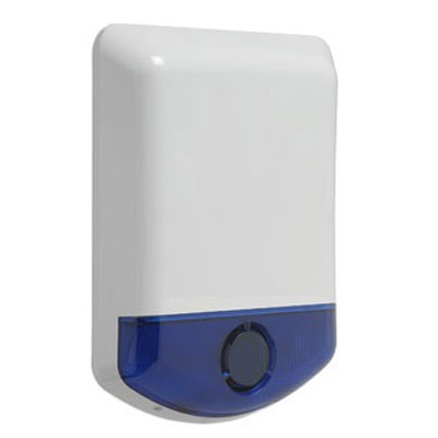 DSC WT8911 2-way wireless outdoor siren