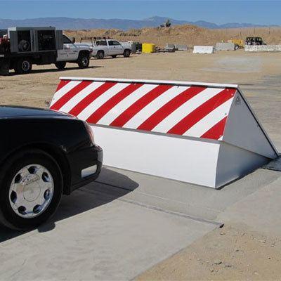 Delta Scientific DSC207S (EM) Electro-Mechanical Crash Rated High Security Barricade