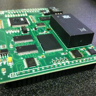 DSX 1040PNV processor with nonvolatile memory