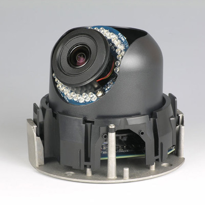 DVTEL CM-3211-00 day/night indoor HD mini-dome camera