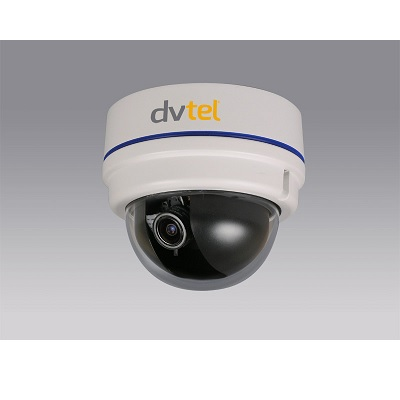 DVTel CM-4221 IP dome camera with HD broadcast quality H.264 video