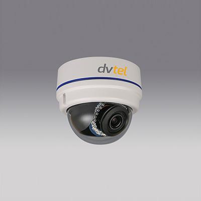 DVTEL CM-4251-11-I 5 megapixel mini-dome indoor/outdoor camera