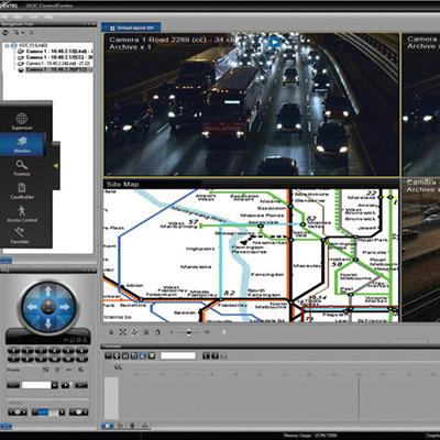DVTEL Latitude Enterprise Network Video Management System