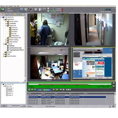 FLIR Systems Mentor Screen Recorder CCTV software