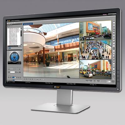 DVTEL SSC-MON-22-FHD Full HD LED CCTV Monitor