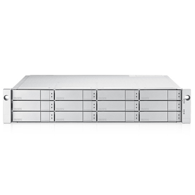 Promise Technology E5300f high-performance Fibre Channel to SAS storage solution