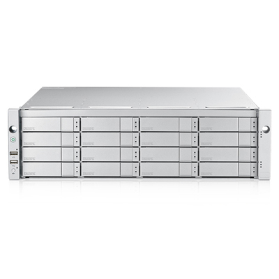 Promise Technology E5600f high-performance Fibre Channel to SAS storage solution