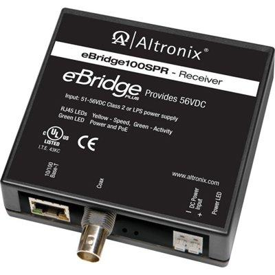 Altronix eBridge100SPR EoC Single Port Receiver