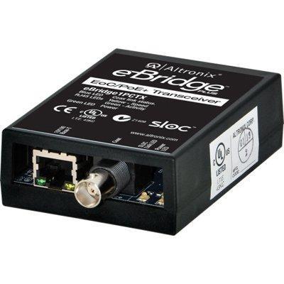 Altronix eBridge1PCTX EoC Single Port Transceiver