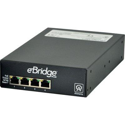 Altronix eBridge4SPT EoC 4 port Transceiver/Switch