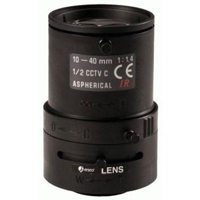 eneo A10Z04M-NFS F1.4/10-40 mm 1/2 inch aspherical lens