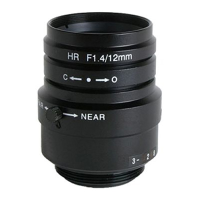 eneo B1214MV-MP high resolution standard lens with 12 mm focal length