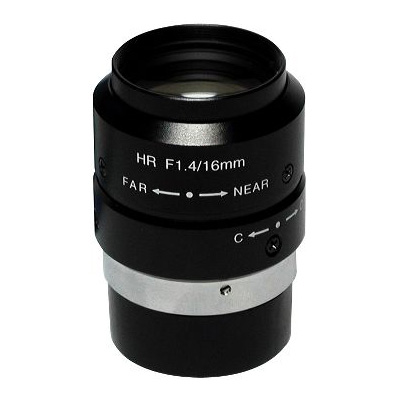 eneo B1614MV-MP high resolution tele lens with 16 mm focal length