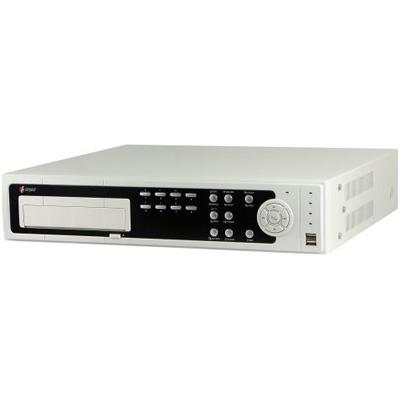 eneo DLR4-08/250DV 8-channel digital video recorder with 250 GB HDD