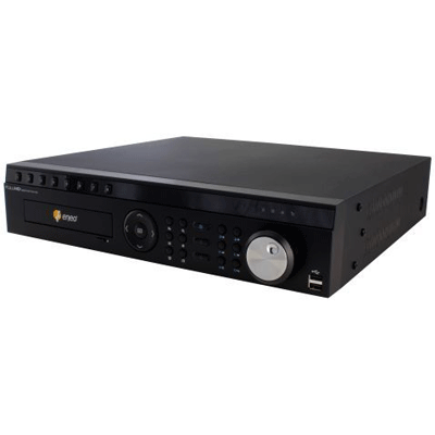 eneo DMR-5008/500 digital video recorder with 5 sensitivity levels