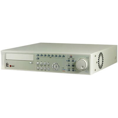 eneo DTR-6108/500D 8-channel digital video recorder with 500 GB HDD