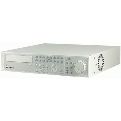 eneo DTR-6116/500D 16 channel digital video recorder with 500 GB HDD