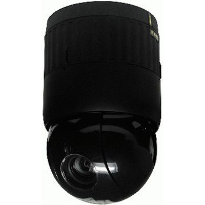 eneo EDC-3182 1/4 inch day/night high speed dome camera with 18x zoom lens
