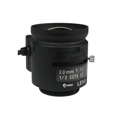 eneo F0312NDDC-NFS CCTV camera lens with DC iris
