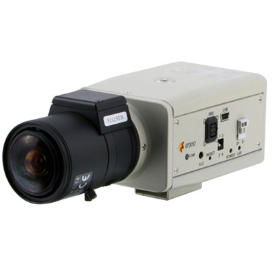 eneo GLC-1401 1/3 inch network colour camera with CS mount
