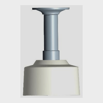 eneo GLD/CMB-1 CCTV camera mount for GLD-1501/IR