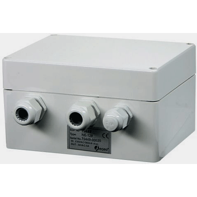 eneo NE-128 power supply and battery for driven dome cameras