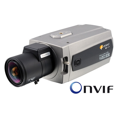 ONVIF conformance and H.264 compression: the eneo megapixel NXC and NXD Series